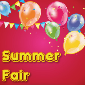 All Saints Summer Fair 2015 Poster