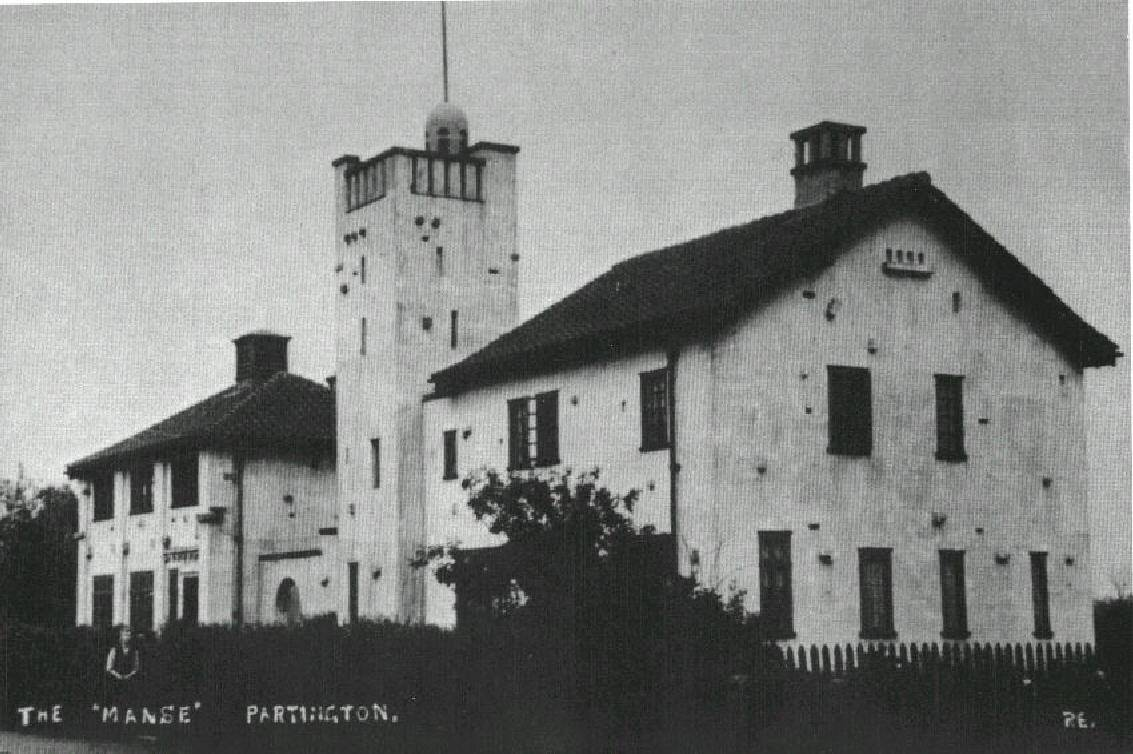 Old Tower House - Partington