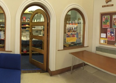 All Saints Piety Shop
