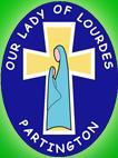 Our Lady of Lourdes School Logo
