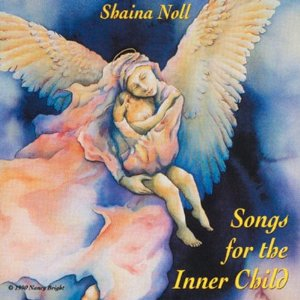 Shania Noll - Songs for the Inner Child - Album Cover