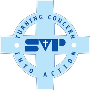 St Vincent de Paul Logo