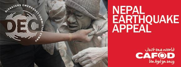 CAFOD Nepal Earthquake Appeal
