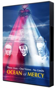 Ocean of Mercy DVD cover