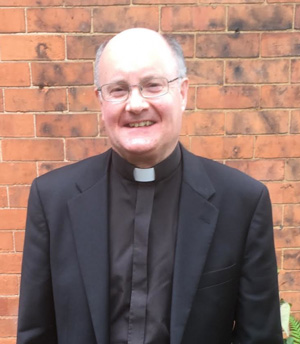 Patrick McKinney - New Bishop of Nottingham
