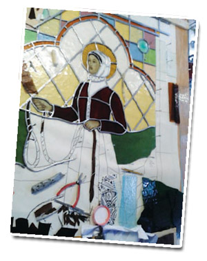 St Margaret Ward New Window