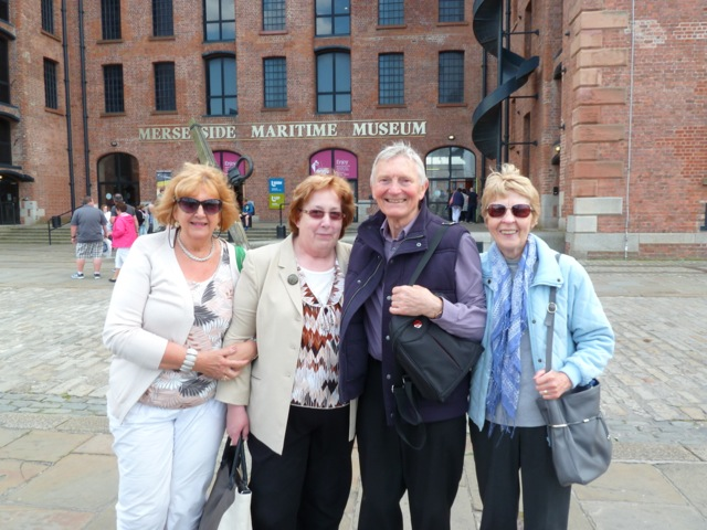 Monday Club Liverpool Trip - 15 June 2015