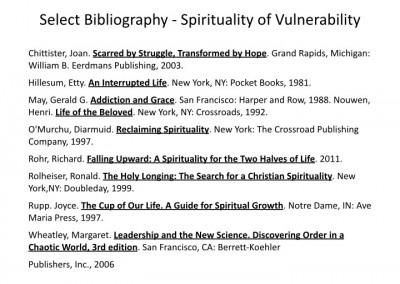 Prayer and Vulnerability - Slide 12