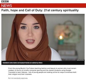 Faith, hope and Call of Duty - 21st Century Spirituality