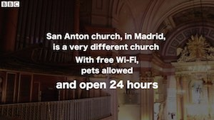 Baroque Church of San Anton