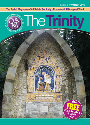 The Trinity Magazine - Issue 8