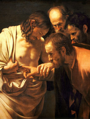 Doubting Thomas - My Lord and My God
