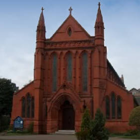 St Vincent's Church Altrincham