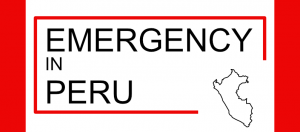 Emergency in Peru 2017