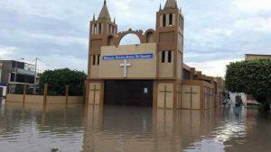 Flooding in Peru 2017